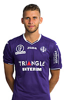 Alexis Blin during Photoshooting of Toulouse for new season 2017/2018 on September 29, 2017 in Bordeaux, France. <br /> Photo : TFC / Icon Sport