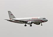 VP-BIU Rossiya - Russian Airlines, Airbus A319-114