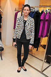 LIBERTY ROSS at a preview of the new Holmes & Yang fashion collection at Harvey Nichols, London on 6th July 2011.