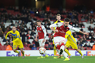 Arsenal v BATEBorisov 07/12/2017