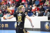 Hanna Oftedal - 04.03.2015 - Issy Paris / Le Havre - 16eme journee de D1<br /> Photo : Andre Ferreira / Icon Sport