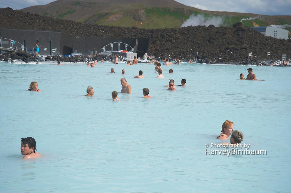 Blue Lagoon Grindavik Reykjavik Iceland 6_15_09
