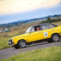 Car 129 Rod Hanson/Clare Grove