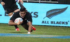 Christchurch-Rugby, New Zealand v France, June 15