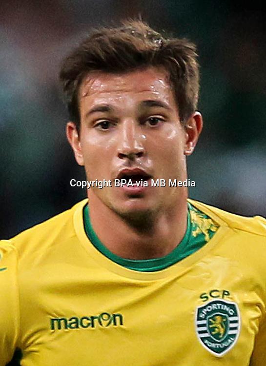Portugal - Primera Liga Zon-Sagres 2014-2015 / <br /> Cedric Ricardo Alves Soares &quot; Cedric Soares &quot;  - <br /> ( Sporting Lisboa )
