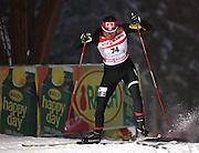 GEPA-01011034017 - OBERHOF,DEUTSCHLAND,01.JAN.10 - SKI NORDISCH, LANGLAUF - FIS Weltcup, Tour de Ski, 2,8km Damen, Prolog. Bild zeigt Justyna Kowalczyk (POL). Foto: GEPA pictures/ Markus Oberlaender.FOT. GEPA / WROFOTO.*** POLAND ONLY !!! ***