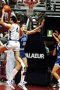 Europei Roma 1991 - Italia vs Grecia - Stefano Rusconi e Nikos Galis