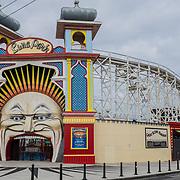 St.Kilda amusement park