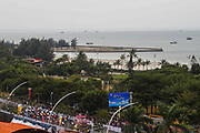 Landscape illustration during the Tour of Guangxi 2018, stage 1, Beihai - Beihai 107,4 km on October 16, 2018 in Beihai, China - Photo Luca Bettini / BettiniPhoto / ProSportsImages / DPPI