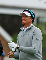 Golf - 2019 Senior Open Championship at Royal Lytham & St Annes - Fiinal Round <br /> Tim Petrovic (USA) watches his drive off the third tee.<br /> <br /> COLORSPORT/ALAN MARTIN