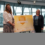 """City Hall, London, Uk, 29th June 2017. Upminster Infant, Frances Bardsley Academy for Girls, Redden Court School """"Gold Awards"""" of the City Hall awards at the Health and education experts celebrate London's healthiest schools."""