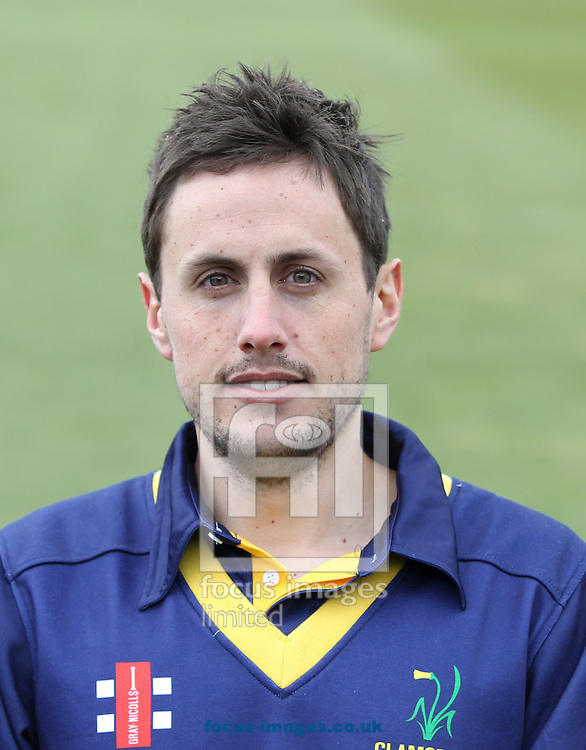 Picture by Mike  Griffiths/Focus Images Ltd +44 7766 223933.04/04/2013.Nick James pictured during Glamorgan County Cricket Club media day at the SWALEC Stadium, Cardiff.