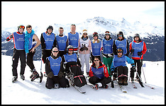 MAR 7 2013 Tamara Eccleston Skiing with Heroes