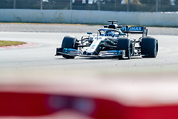 February 18, 2019 - Barcelona, Catalonia, Spain - Valtteri Bottas of Mercedes AMG Petronas Formula One Team during the winter test days at the Circuit de Catalunya in Montmelo (Catalonia), Spain, on February 18, 2019. (Credit Image: © Javier MartíNez De La Puente/NurPhoto via ZUMA Press)