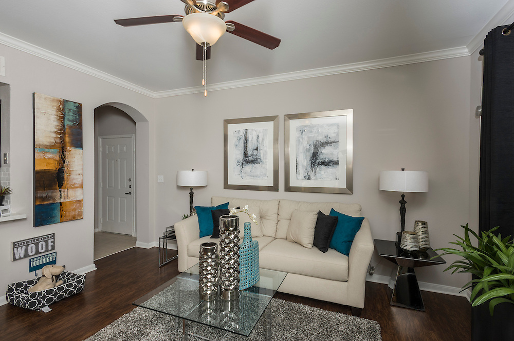 Estates at Fountain Lake Apartment Homes, a property in Stafford, Texas, near Highway 59 and Kirkwood and operated by Greystar.