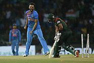 India v Bangladesh - T20 - 18 March 2018