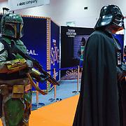 MCM London Comic Con 2016