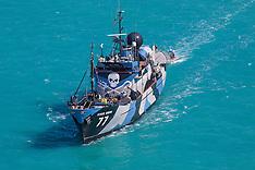 "Sea Shepherd's ""Steve Irwin"" visits Broome 2012"