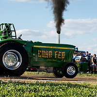 ITPA Truck and Tractor Pulls at Macon County Fairgrounds, Decatur, Illinois, June 13, 2013. Photo: George Strohl