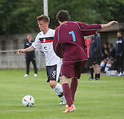 Calvn Colquhoun - North End v Dundee XI, pre season friendly at North End Park<br /> <br />  - &copy; David Young - www.davidyoungphoto.co.uk - email: davidyoungphoto@gmail.com