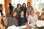 (L-R) Miren Siganda, Mary Lennon, Sandra Stoehr, (back row) Isabel Faustino-Boley, Lauren Song, Nicole Martino