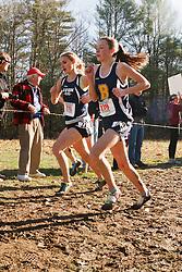 New England High School XC Championship, Rachel Rosow, Avon, Megan Verner-Crist, Barrington