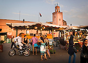 Maps can't do central Morocco and Marrakesh any justice, and even the best satellite technology can't capture the endless meanderings of the much talked about hidden souqs and back-flipping Gnawa musicians in the legendary Djemaa el-Fna. This is the place to put down the map, get lost, and live a little. Get steamy in a hammam, get cool in a shady riad courtyard, get kitted out in clothes from the souqs and get fat on pastries in the Nouvelle Ville. Somehow, all this vibrant life exists on the edge of the desert. Morocco and Marrakesh especially, exudes Maghrebi mystique, with medina lanes leading endless markets and riads, camels disappearing into the Sahara and an magical energy that will leave you mouth-wide-open and all your senses fully satisfied. Grab a mint tea and enjoy the show.
