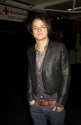 JAMIE CULLUM at the British Red Cross Gala Ball 2007 themed 'East Meets West' held at Old Billingsgate, 16 Lower Thames Street, London on 5th June 2007.<br /><br />NON EXCLUSIVE - WORLD RIGHTS
