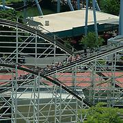 Wildcat, Hershey Park, Pennsylvania Amusements,  Roller Coasters,