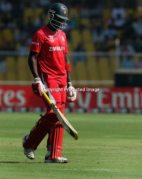 ICC Cricket World Cup 2011. New Zealand Black Caps v Zimbabwe. Sardar Patel Stadium. March 4, 2011. Ahmedabad, India. Photo: photosport.co.nz