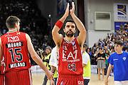 DESCRIZIONE : Beko Legabasket Serie A 2015- 2016 Dinamo Banco di Sardegna Sassari - Olimpia EA7 Emporio Armani Milano<br /> GIOCATORE : Krunoslav Simon<br /> CATEGORIA : Ritratto Delusione Postgame<br /> SQUADRA : Olimpia EA7 Emporio Armani Milano<br /> EVENTO : Beko Legabasket Serie A 2015-2016<br /> GARA : Dinamo Banco di Sardegna Sassari - Olimpia EA7 Emporio Armani Milano<br /> DATA : 04/05/2016<br /> SPORT : Pallacanestro <br /> AUTORE : Agenzia Ciamillo-Castoria/C.AtzoriCastoria/C.Atzori