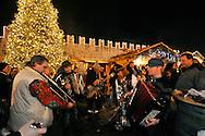 Mercatini di Natale di Trento in piazza Fiera con Musica, © foto Daniele Mosna