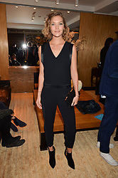 ARIZONA MUSE at the Louis Vuitton for Unicef Event #MAKEAPROMISE held at The Apartment, 17-20 New Bond Street, London on 14th January 2016.