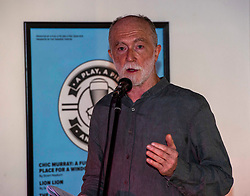 Pictured: Soundhouse Organiser Douglas Robertson<br />