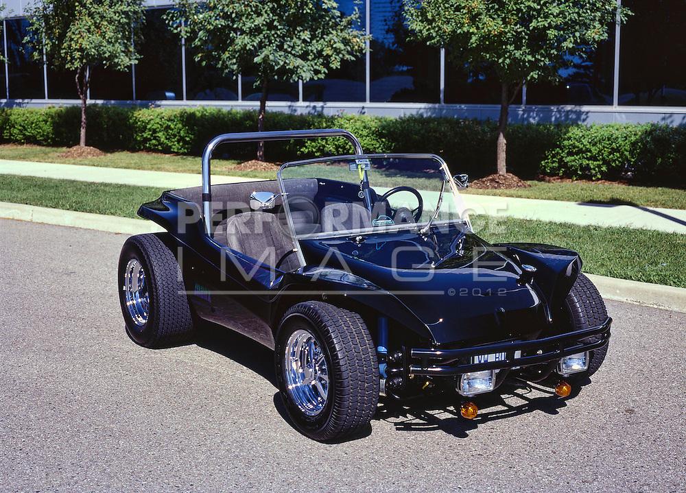 Volkswagon Dune Buggy Manx.64 Chasis 74 Engine
