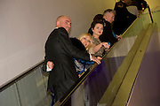 JASON BROOKS; VIRGINIA BATES; LULU GUINNESS, National Portrait Gallery fundraising Gala in aid of its Education programme, National Portrait Gallery. London. 3 March 2009 *** Local Caption *** -DO NOT ARCHIVE-© Copyright Photograph by Dafydd Jones. 248 Clapham Rd. London SW9 0PZ. Tel 0207 820 0771. www.dafjones.com.<br /> JASON BROOKS; VIRGINIA BATES; LULU GUINNESS, National Portrait Gallery fundraising Gala in aid of its Education programme, National Portrait Gallery. London. 3 March 2009