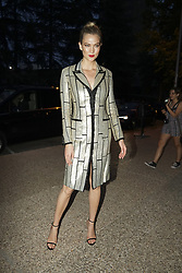 July 12, 2018 - Madrid, Spain - Karlie Kloss attends Vogue 30th Anniversary Party at Casa Velazquez on July 12, 2018 in Madrid, Spain. (Credit Image: © Oscar Gonzalez/NurPhoto via ZUMA Press)