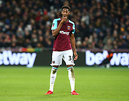 West Ham United v Shrewsbury Town -  16 January 2018