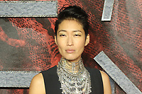 Jihae, Mortal Engines - World Premiere, Leicester Square, London, UK, 27 November 2018, Photo by Richard Goldschmidt