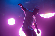 Tyler the Creator performs at Rams Head Live in Baltimore, MD on Wednesday, June 10, 2015.