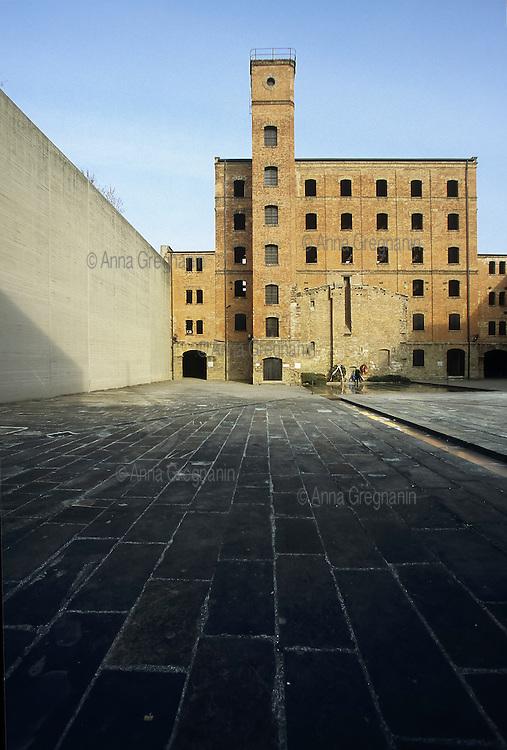 Trieste, Risiera di San Sabba. campo di prigionia nazista