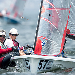 Tasar worlds Day1