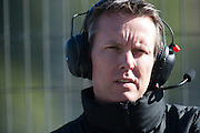 Circuito de Jerez, Spain : Formula One Pre-season Testing 2014. Sam Michael, Mclaren