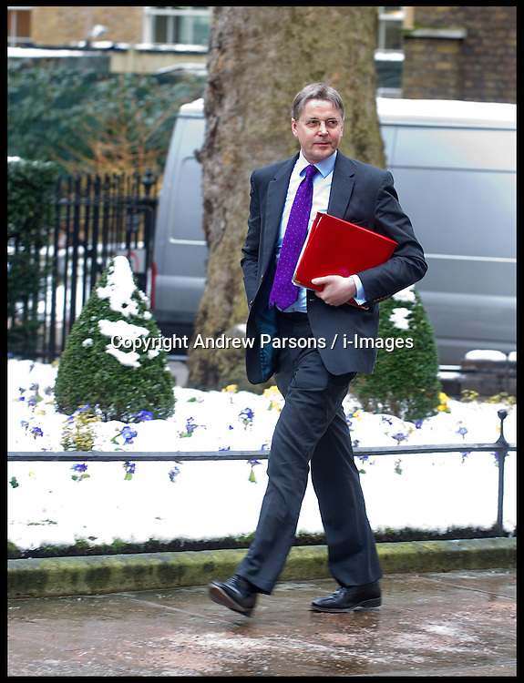 Cabinet Secretary Jeremy Heywood in Downing Street, Tuesday January 22, 2013. Photo: Andrew Parsons / i-Images
