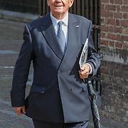 NLD/Den Haag/20180831 - Koninklijke Willems orde voor vlieger Roy de Ruiter, oud burgemeester Willem Hoekzema