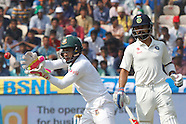 Cricket - India v Bangladesh 1st Test Day 2 at Hyderabad