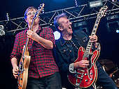 Big Country at The Wickerman 2014