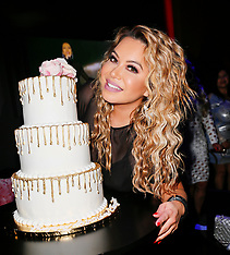 Chiquis Rivera 32nd Birthday Celebrations