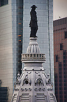 Statue of William Penn, City Hall