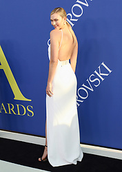 Rosie Huntington-Whiteley is seen attending the 2018 CFDA Fashion Awards at Brooklyn Museum in New York City. NON-EXCLUSIVE June 4, 2018. 04 Jun 2018 Pictured: Karlie Kloss. Photo credit: Nancy Rivera/Bauergriffin.com/MEGA TheMegaAgency.com +1 888 505 6342